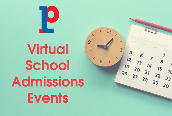2021 Spring Virtual School Admissions Events