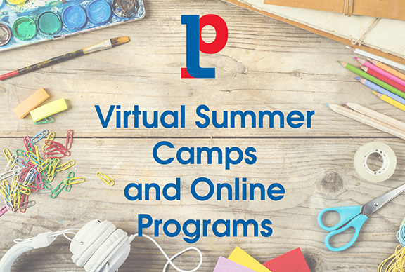2020 Virtual Summer Camps and Online Programs