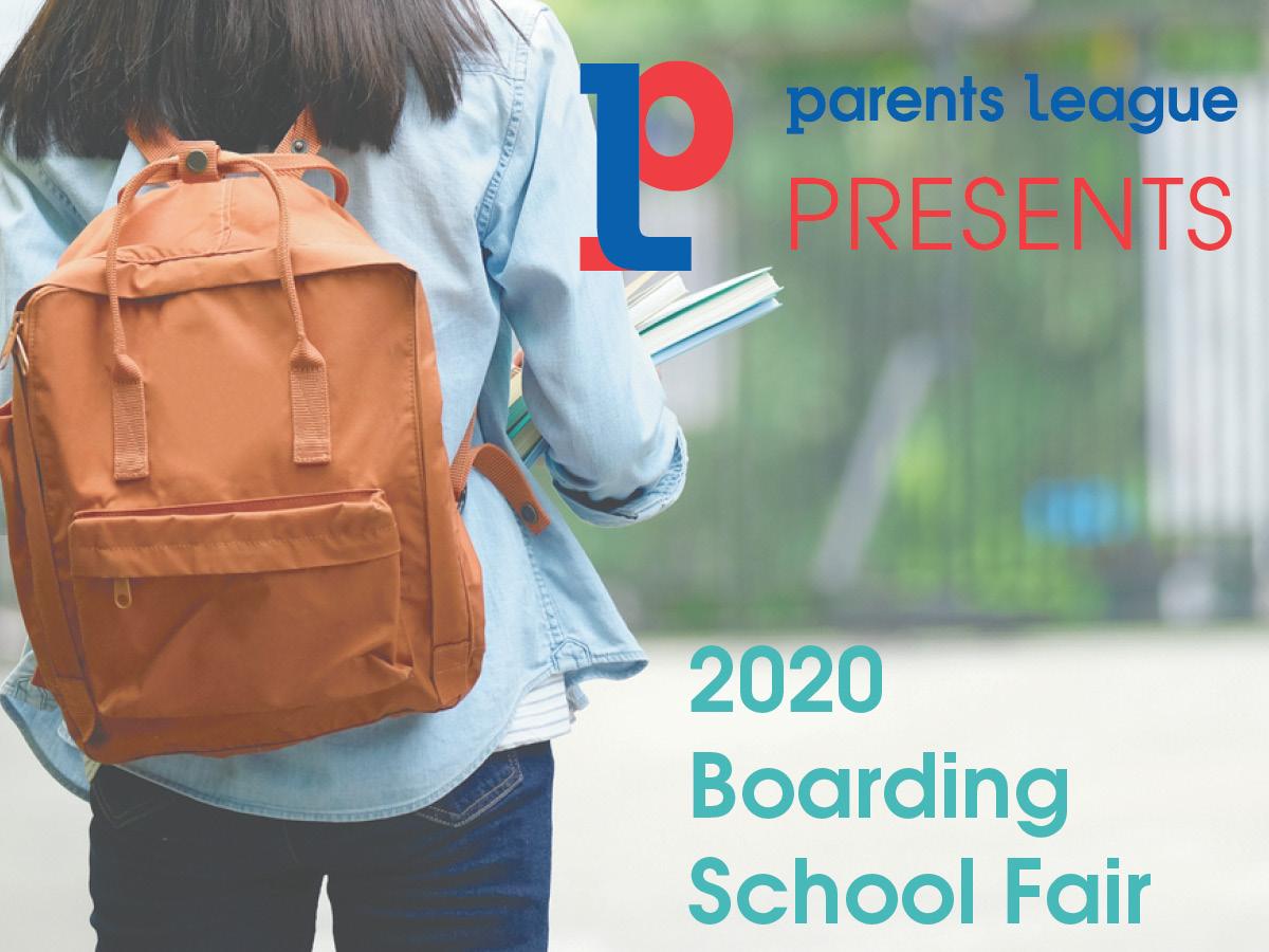 NYC Boarding School Fair 2020