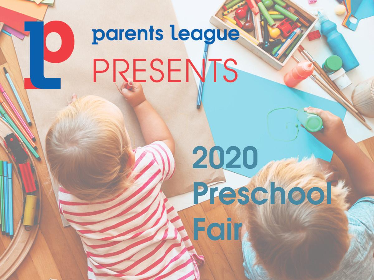 2020 NYC Preschool Admissions Fair