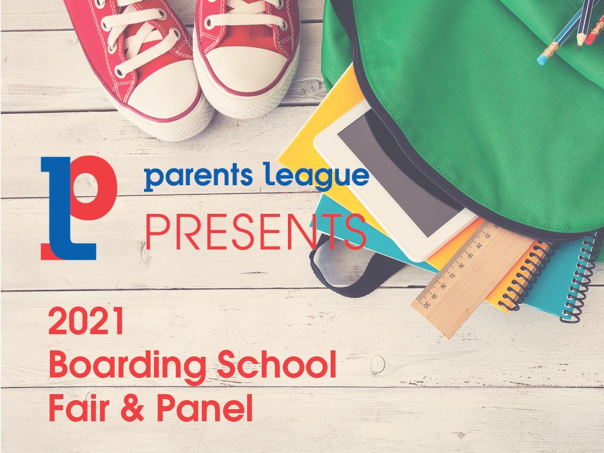 Boarding School Admissions Fair 2021