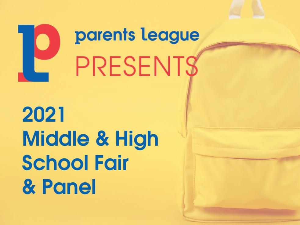 High School and Middle School Fair 2021