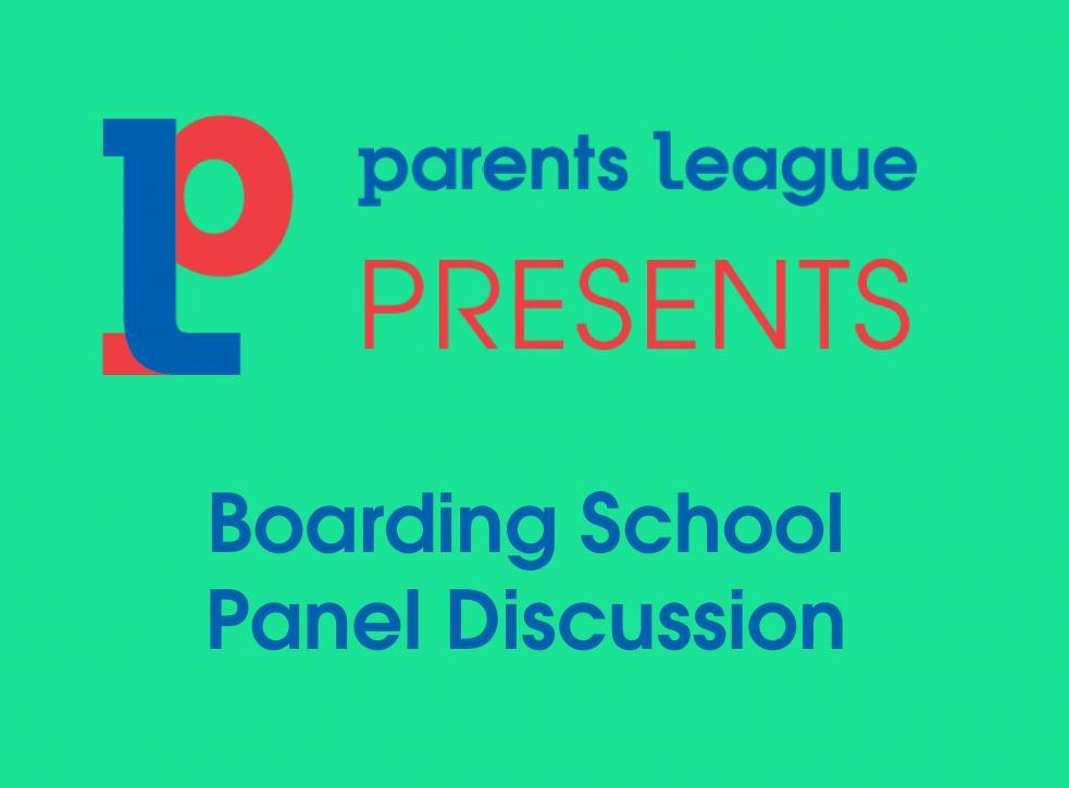 Why boarding school?