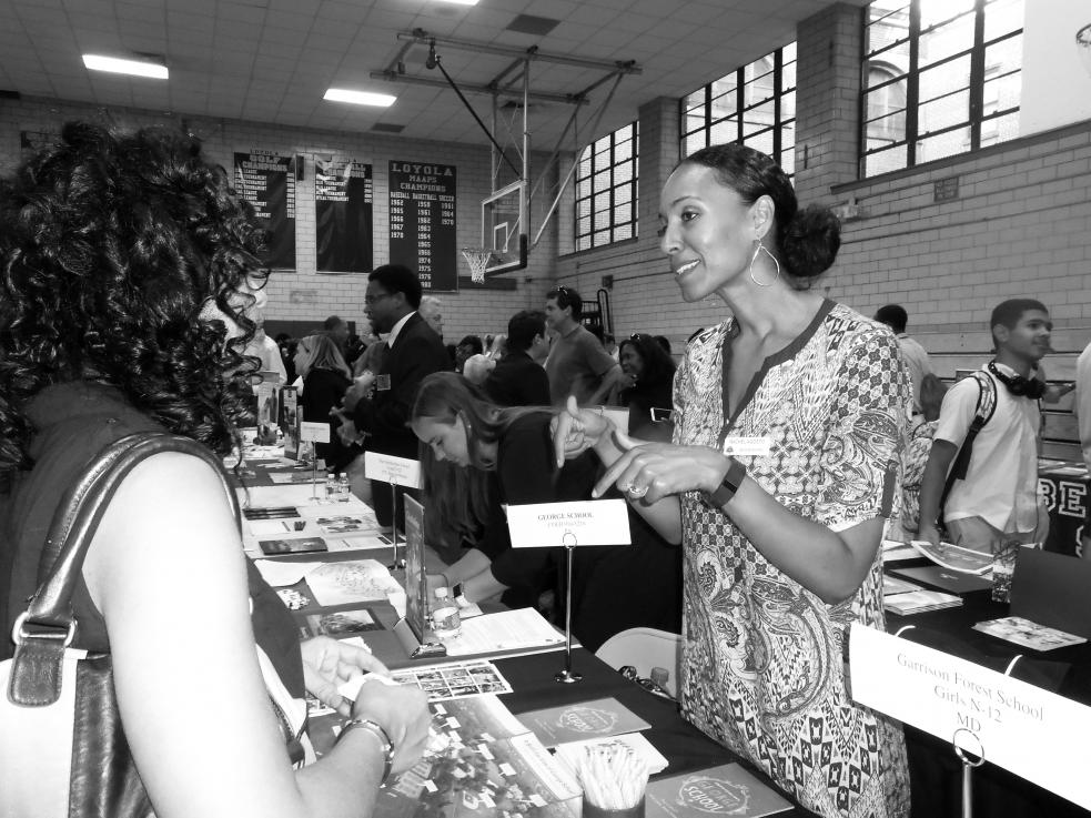 Parents League Boarding School Fair