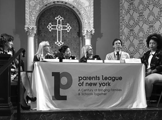 2019 Middle and Upper School Panel Discussion
